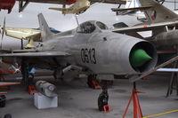 0613 @ LKKB - On display at Kbely Aviation Museum, Prague (LKKB). - by Graham Reeve