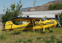 C-FLIT @ CYKA - C-FLIT at Kamloops airport BC - by Jack Poelstra
