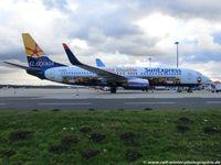 D-ASXP @ EDDK - Boeing 737-8HX - XG SXD SunExpress 'El Guona Shuttle' - 29684 - D-ASXP - 22.07.2015 - CGN - by Ralf Winter