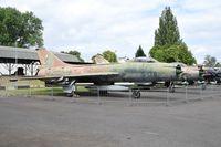 6428 @ LKKB - On display at Kbely Aviation Museum, Prague (LKKB). - by Graham Reeve