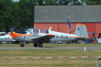 PH-RLA @ EHSE - SAAB FROM TEXEL - by fink123