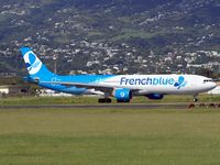 F-HPUJ @ FMEE - Back-tracking rwy 12... - by Payet Mickael