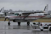 N1041L @ KPDX - Cessna 208B - by Mark Pasqualino