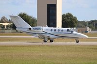 N28CK @ ORL - Citation CJ1