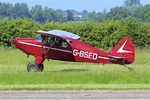 G-BSED @ EGSX - At North Weald