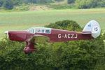 G-AEZJ @ EGSX - At North Weald