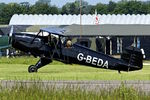 G-BEDA @ EGSX - At North Weald