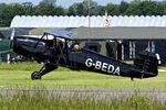 G-BEDA @ EGSX - At North Weald