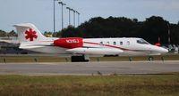N31GJ @ ORL - Lear 31A - by Florida Metal