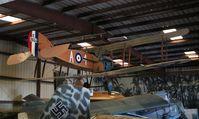N34HC @ CNO - Bristol F.2B