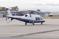 VH-CZT @ YSWG - Parklea (Air Services) Pty Ltd (VH-CZT) AgustaWestland AW109SP at Wagga Wagga Airport - by YSWG-photography