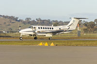 A32-349 @ YSWG - Royal Australian Air Force (A32-349) Beech King Air 350 taxiing at Wagga Wagga Airport - by YSWG-photography