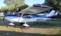 N35TA @ LAL - Cessna 182T