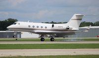 N36PN @ PTK - Gulfstream GII