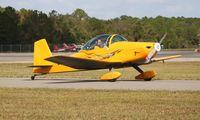 N38CC @ DED - Mustang II