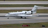 N44ZF @ MIA - Gulfstream IV