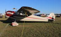 N47KL @ LAL - Cessna 195A
