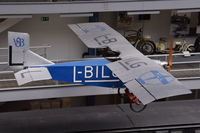 L-BILG @ 0000 - On display at the National Technical Museum, Prague.
