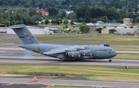 03-3113 @ KPDX - Boeing C-17A - by Mark Pasqualino
