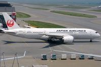 JA833J @ VHHH - Japan B788 taxying for departure. - by FerryPNL