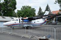 1504 @ LKKB - On display at Kbely Aviation Museum, Prague (LKKB). - by Graham Reeve