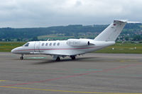 D-CWIT @ LSZG - at Grenchen airport - by sparrow9