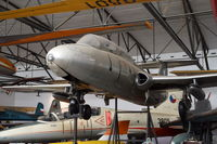 0010 @ LKKB - On display at Kbely Aviation Museum, Prague (LKKB). - by Graham Reeve