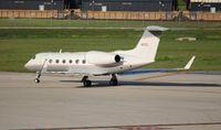 N57EL @ FLL - Gulfstream 450