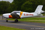 G-BYPN @ EGBM - at the Tatenhill Pudding fly in - by Chris Hall