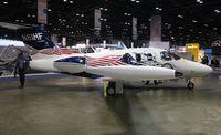 N61HF - Eclipse 500 at NBAA Orlando