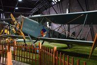 L-BUCD @ LKKB - On display at Kbely Aviation Museum, Prague (LKKB). - by Graham Reeve