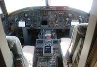 N74JA @ ORL - Challenger 600