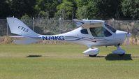 N74KG @ LAL - Flight Design CTLS