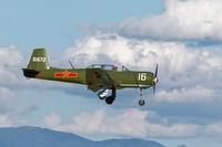 C-FGCJ @ CYXX - Landing - by Guy Pambrun