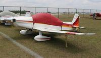 N80PC @ LAL - Mustang II
