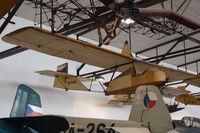 OK-5069 @ LKKB - On display at Kbely Aviation Museum, Prague (LKKB).