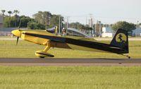 N81LK @ LAL - Mustang II