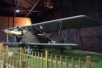 AP-32-35 @ LKKB - Ap-32 Replica.  On display at Kbely Aviation Museum, Prague (LKKB).