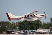 N89RD @ LAL - Aero Comp