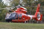 6536 @ KOQN - MH-65C Dolphin 6536 from CGAS Atlantic City, NJ