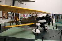 N90DS @ RIV - P-6E Hawk
