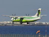 EC-JQL @ GCRR - TeideBinter Canarias landing from Las Palmas (LPA) - by Jean Goubet-FRENCHSKY