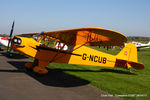 G-NCUB photo, click to enlarge
