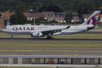 A7-AFZ @ EBBR - Brussels - by Roberto Cassar