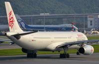 B-LAA @ VHHH - Dragonair A333 - by FerryPNL