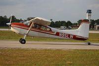 N95LW @ LAL - Cessna A185E