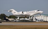 N96RX @ ORL - Citation X