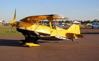 N99MF @ LAL - Pitts S-2S
