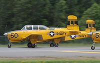 N500DR @ KSYR - Syracuse airshow - by olivier Cortot