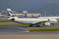 B-LAF @ VHHH - CX A333 - by FerryPNL